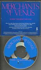 MERCHANTS OF VENUS Surfin the Milky way PROMO CD Single Bruce Springsteen Tour