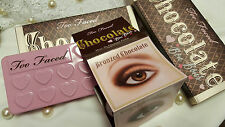new TOO FACED BON BONS CHOCOLATE EYE SHADOW PALETTE