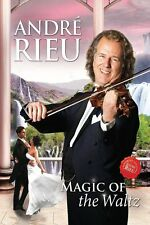 Andre Rieu - Magic Of Waltz - DVD NEW & SEALED   2016  Region 0
