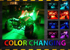 MILLION-COLOR LED PERFORMANCE ATV QUAD CAN-AM POLARIS UNDERGLOW NEON LIGHT KIT