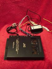 JVC KV-RA2 A/V CONTROL AMPLIFIER WITH CAR STEREO LINE-OUT CONVERTER