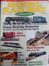 Model Railway n°4 2000 - 40 years of a Tri-ang Hornby legend  - Tr.23