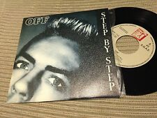 "OFF SVEN VATH 7"" SINGLE SPAIN PROMO INDALO 87 STEP + ELECTRICA SALSA REMIX SYNTH"