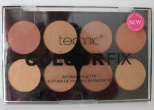 Technic Colour Fix Bronze Palette, Eight shades of Pressed Powder Bronzer.