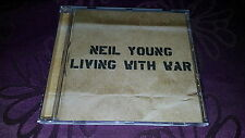 CD Neil Young / Living with war - Album 2006