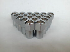 """20 x MAG ALLOY WHEEL NUTS 12mmx1.5 STUD x 3/4"""" SHANK. suit COMMODORE"""