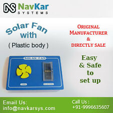 Solar Fan (Plastic) | Solar Powered Fan | Solar Educational Kits