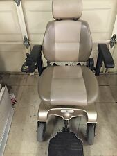 Merits Liberty 312 Electric Power Wheelchair Powerchair Good Batteries