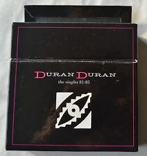 Duran Duran - Singles 81-85  RARE 13 cd Box set in great condition