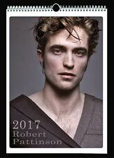 Robert Pattinson 2017 Wall Holiday Calendar Twilight Edward Cullen Rover