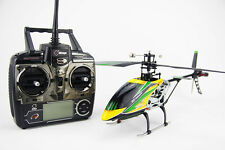 WL Toys RC Hubschrauber MT200 Single Rotor Gyroskop Helicopter 2,4-GHz
