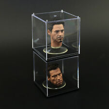 Rare DID 1/6 Accessories Set Display Box for 1/6 head Sculpt Display Case Toy