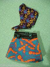 MONSTER HIGH ~ Create a Sea CAM CLOTHES SKIRT TOP OUTFIT NEW fits Draculaura