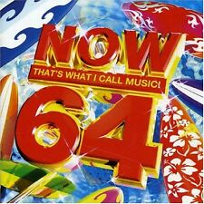 Now That's What I Call Music 64 2 Disc CD FREE SHIPPING