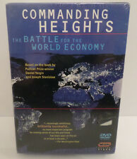 Commanding Heights: The Battle for the World Economy (DVD, 2002, 3-Disc Set) NWD