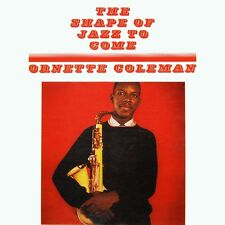 Ornette Coleman - The Shape Of Jazz To Come - 180gram Vinyl LP *NEW*