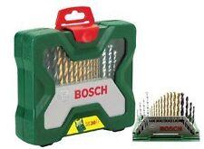 BOSCH 30-piece X-Line Drill bit and Screwdriver bit set