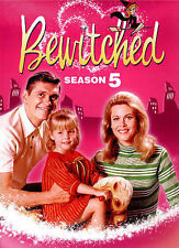 Bewitched: Season 5, Excellent DVD, George Tobias, Sandra Gould, David White, Ag