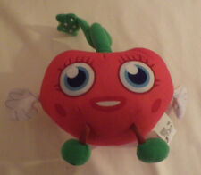 "Moshi Monsters Red Apple 9"" Tall Plush Stuffed Animal Toy"