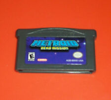 ## AUTHENTIC ## METROID: ZERO MISSION - NINTENDO GAMEBOY ADVANCE GBA GAME