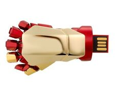 Cool Superhero Hand 16 GB USB Pen Drive with LED
