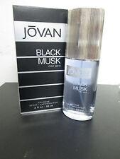 jovan black musk for men cologne  spray 3.0 for men new in box never used men