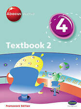 Year 4/P5: Textbook No. 2 (Abacus Evolve)-ExLibrary