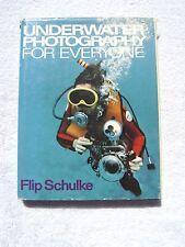 UNDERWATER PHOTOGRAPHY BOOK MARITIME NAUTICAL MARINE (#117)