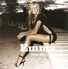 EMMA BUNTON - FREE ME - Promo Cd Single - 7 Remixes - MINT! baby spice girls