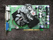 Club 3D nVidia GeForce 6600GT 128MB gddr 3 agp 8x dvi/vga/hdtv carte graphique