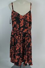 CITY CHIC | 'Fairytale' Floral Print Sundress (Plus Size) women's sz M (18W) $99