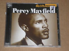 PERCY MAYFIELD - SPECIALTY PROFILES - 2 CD COME NUOVO (MINT)