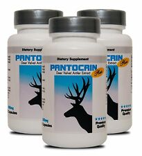 Deer Antler Velvet Extract - PANTOCRIN PLUS - Muscular and Sexual Strength (3)