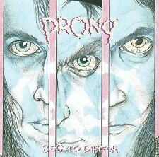 Beg To Differ by Prong (CD, Apr-1990, Epic (USA)) MINT CONDITION