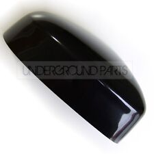 FORD FOCUS RIGHT DRIVERS SIDE PANTHER BLACK PAINTED DOOR WING MIRROR COVER CAP