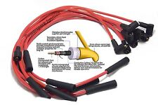 HT Leads Rover V8 SD1 Ignition leads 8mm Performance Silicon leads