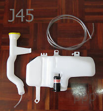 WINDSHIELD WASHER BOTTLE TANK PUMP FOR NISSAN FRONTIER NAVARA D22 PICKUP 98 FIT