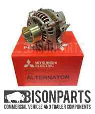 VOLVO FE II 2006 ONWARDS ALTERNATOR 24V 100 AMP 12 GROOVE OEM - 2 YEARS WARRANTY