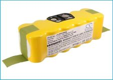 14,4 V Batterie pour iRobot roomba 80501, Roomba 560, Roomba 510, Roomba 540, Roomb