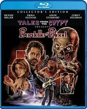 Tales From The Crypt Presents: Bordello Of Blood (2015, Blu-ray NIEUW)