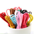 Flat Real Suede Leather Cord Lace Thong Jewellery Making String Craft 1M 3mm JD9