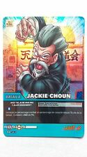 Carte Dragon ball Z Jackie Choun DB-963 Brillante / HOLO