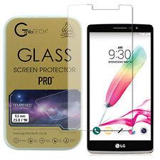 2 x lg G4 genuine gorilla tech brand protecteur d'écran en verre trempé meilleur film
