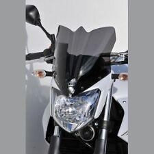 Pare Brise Bulle Saute vent SV double galbe Ermax Yamaha XJ6 N 13-16  Noir Foncé