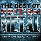 Various Artists The Very Best of British Metal CD
