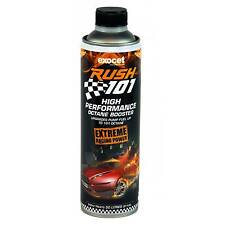 Exocet Rush 101 RON High Performance Fuel Additive / Octane Booster 500ml