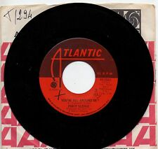 PERCY SLEDGE disco 45 giri SELF PRESERVATION + YOU'RE ALL AROUND ME  made in USA