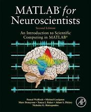MATLAB for Neuroscientists: An Introduction to Scientific Computing in MATLAB, N