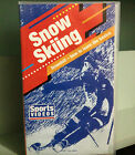 SNOW SKIING - Downhill - how to learn the basics - VHS