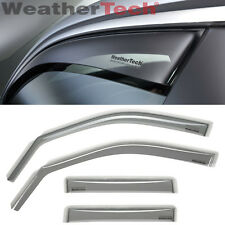 WeatherTech Side Window Deflector - Suzuki Grand Vitara - 1999-2005 - Light